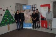 """Με μεγάλη επιτυχία πραγματοποιήθηκε το Bazaar από το """"Χαμόγελο του Παιδιού"""" στον Σύλλογο Καρδιτσιωτών Αττικής """"Ο Άγιος Θωμάς"""""""